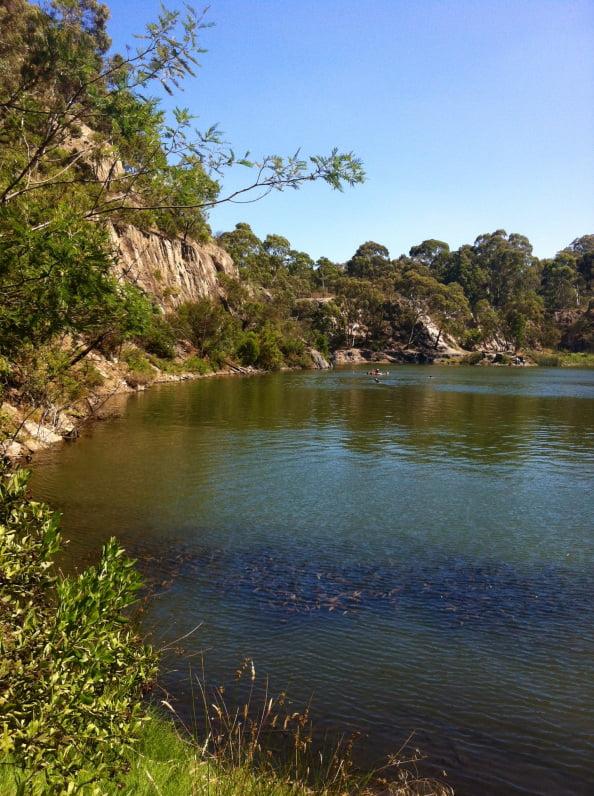 Blue_Lake_Plenty_Gorge_Park_Victoria_Australia